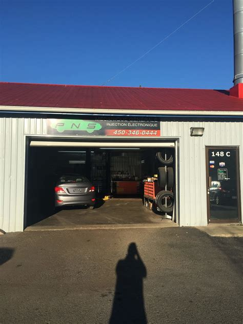 Garage P N S Mécanique  Opening Hours  148c Rte 104