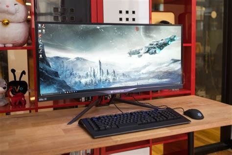 acer x34 desk mount acer predator x34a review gearopen
