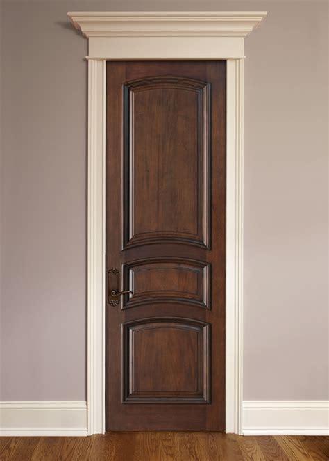 Solid Doors by Custom Solid Wood Interior Doors Traditional Design