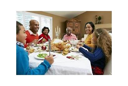 Thanksgiving Dinner History Families Turkey Table Manners