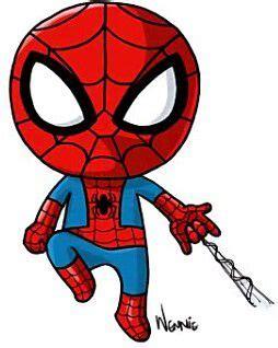 spiderman artdrawings kawaii drawings drawing