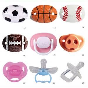 design schnuller 2015 viele entwürfe lustige schnuller schnuller sport basketball design erwachsene schnuller