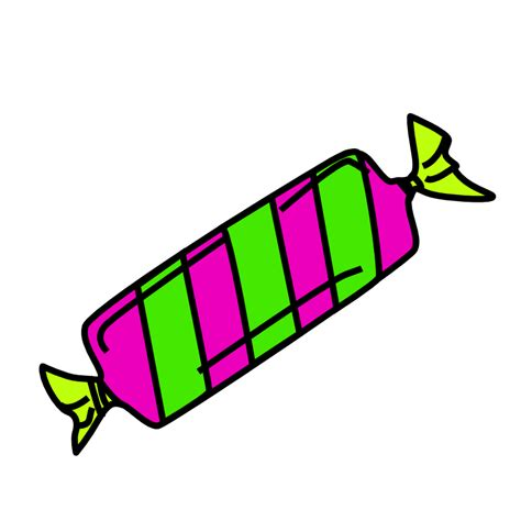 Candy apple Candy cane Clip art - cartoon sweets png ...