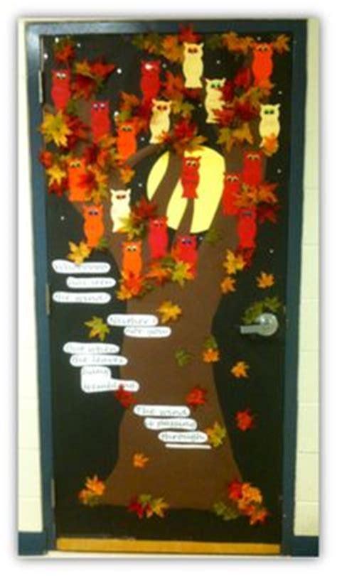 d 233 co porte de la classe on bulletin boards appreciation week and door