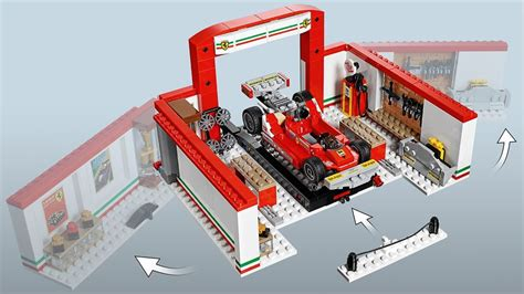 75889 ferrari ultimate garage is a speed champions set released in 2018. Ferrari Ultimate Garage 75889 - LEGO Speed Champions Sets - LEGO.com for kids - US