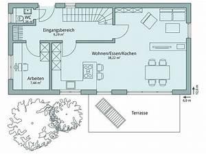 Attraktive Häuser Für Schmale Grundstücke : talbau haus ideal f r schmale grundst cke schmales ~ Watch28wear.com Haus und Dekorationen
