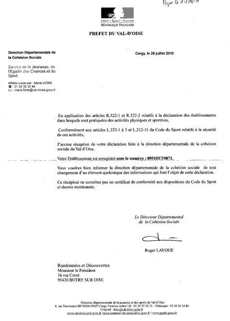 declaration bureau association prefecture bureau ca