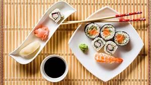 Natural, Sushi HD Wallpaper Wallpaper Studio 10 Tens
