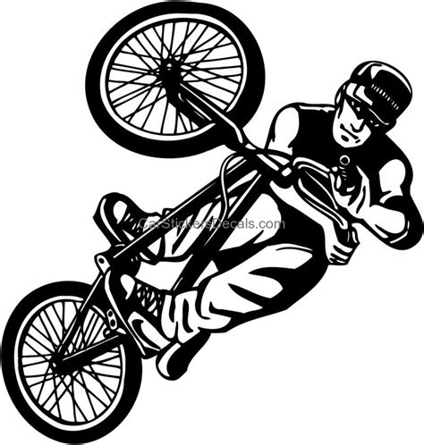 Extreme Bmx Rider Sticker 2034 & Decal  Car Stickers Decals. Truck Decals Near Me. Watch Banners. Math Signs Of Stroke. Environment Murals. Platelet Count Signs. Sugarbunny Stickers. Sick Banners. Villain Logo