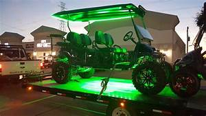 Led Lights  Headlights And Taillights For Golf Carts