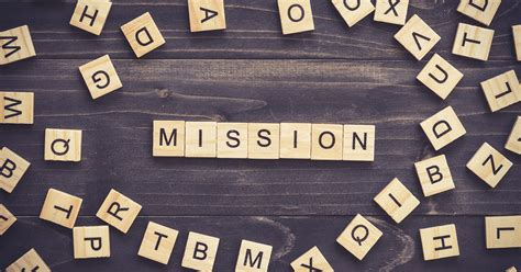 How to Write a Powerful Mission Statement | Kinesis