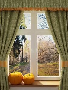 Fototapete Fenster Aussicht : fototapete fenster mit einer sch nen aussicht k rbisse ~ Michelbontemps.com Haus und Dekorationen