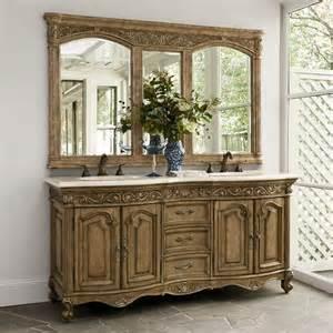ambella home provincial 72 antique double sink bathroom