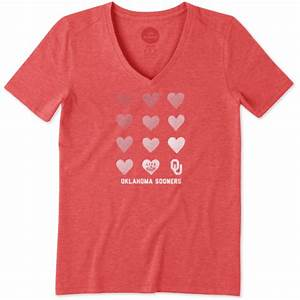 Women's The University of Oklahoma T-Shirts | Life is Good ...