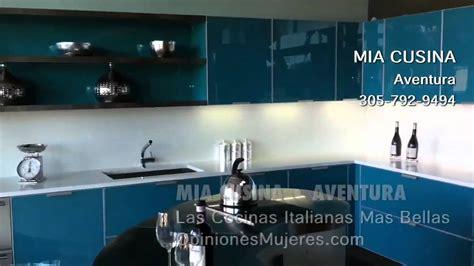 las cocinas italianas mas bellas de miami youtube