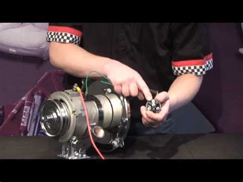 Dune Buggy Alternator Wiring Youtube
