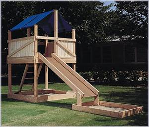 Simple homemade play structure Playground Pinterest