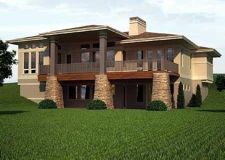 Best rambler floor plans with walkout basement. Walkout rambler | Prairie style houses, Basement house ...