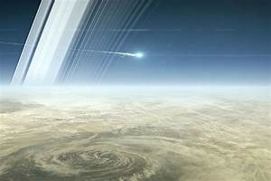 NASA crashed the $4 billion Cassini spacecraft into Saturn ...