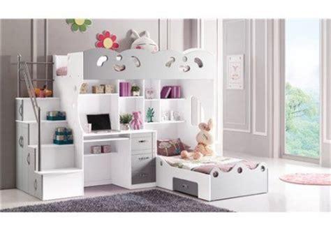 amenager chambre pour 2 filles meuble pour chambre de fille lit combiné pour chambre de