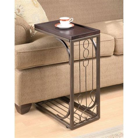 Sofa Snack Table Walmart by Wildon Home Tray Top End Table