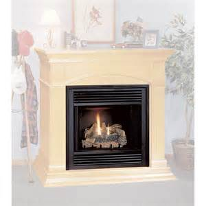 Fireplace Natural Gas by Product Comfort Flame Natural Gas Fireplace 32in