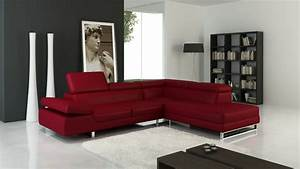 canape d39angle en cuir italien 5 6 places grand george With canape angle cuir bordeaux