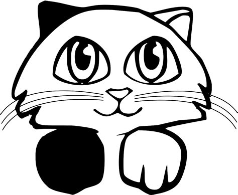 svg animal cat pet kitten  svg image icon svg