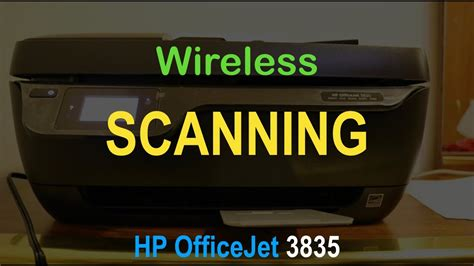 You don't need to worry about that because you are still able to install and use the hp deskjet ink advantage 3835 printer. HP OfficeJet 3835 Wireless, WiFi Scanning review. - YouTube