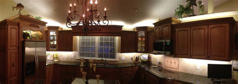 Kitchen Cabinet Accent Lighting Ideas by Kitchen Lighting Inspiredled Part 2