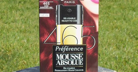 L'oreal Preference Mousse
