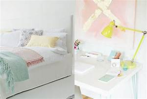 relooking chambre ado fille 10 d233co chambre pastel With relooking chambre ado fille