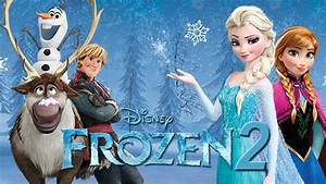 'Frozen 2' coming to theaters in 2019