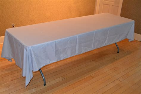 tablecloth for 8 foot table table cloths