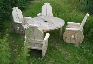 Tisch Aus Kabeltrommel : alte kabeltrommel wird garten ko m bel blog an na haus und gartenblog ~ Orissabook.com Haus und Dekorationen