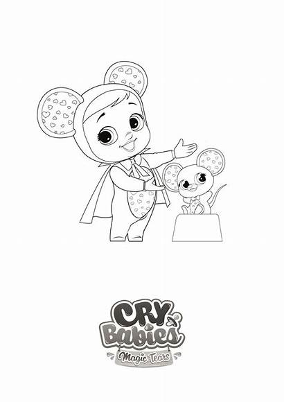 Cry Tears Magic Babies Magictears Dibujos Toys