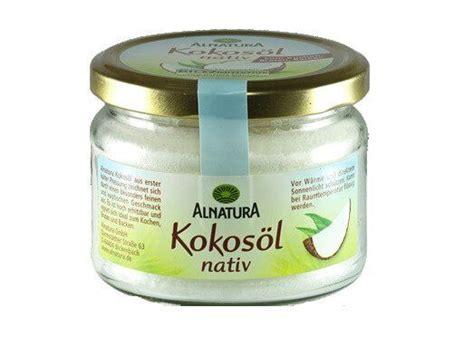 Alnatura Kokosöl DM  Kokosöl  eine hochwertige Alternative