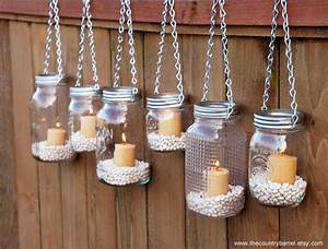 7 Easy Mason Jar Crafts - Mason Jar Crafts to Make Today