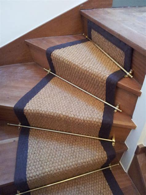 stair rods stair runner coir panama 7 5mx55cm or 65cm