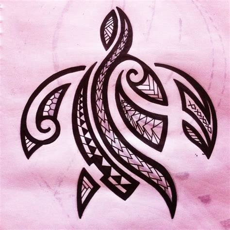 hawaiian tribal turtle tattoo design turtle tribal turtle tattoos tattoos tribal tattoos