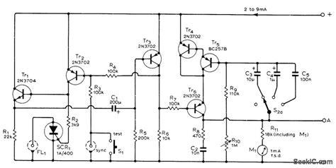 Flash Trigger Basic Circuit Diagram Seekic