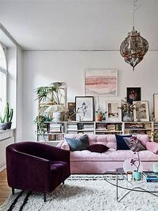 AN ECLECTIC BOHEMIAN APARTMENT IN SWEDEN THE STYLE FILES