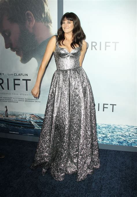 """Shailene Woodley – """"Adrift"""" Premiere in Los Angeles ..."""