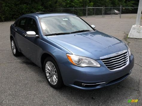 2011 Chrysler 200 Limited by Sapphire Metallic 2011 Chrysler 200 Limited