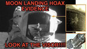 Moon Landing Hoax Evidence- Take a Closer Look at the ...