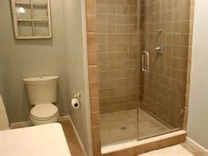 Small Bathroom Design Tile Showers Ideas