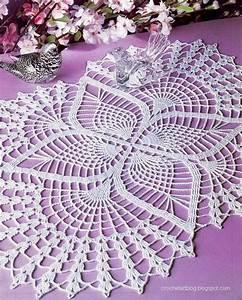 Katrinshine  Free Crochet Doily Patterns