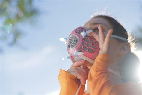 kickstarter campaign launches  high tech air filtration