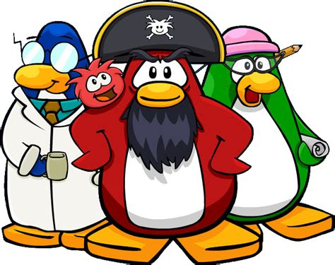 mascots club penguin rewritten wiki fandom powered