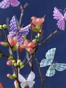 Frühlingsdeko Basteln Vorlagen : fr hlingsdeko basteln zauberhafte diy ideen dekoration ~ Lizthompson.info Haus und Dekorationen